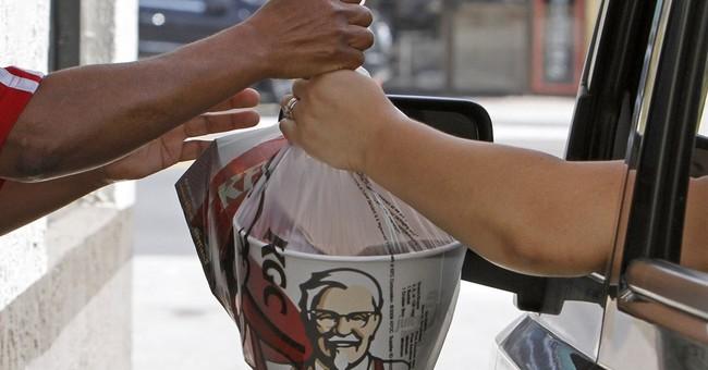 Yum reports 4th-quarter loss as KFC sales slide in China