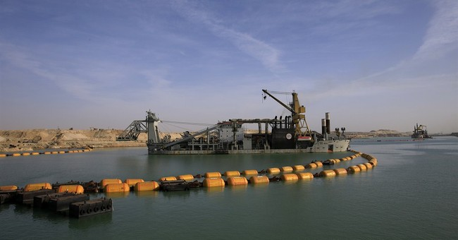 Egypt says Suez Canal project on track, tolls unchanged