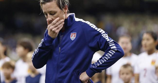 US celebrates Wambach's final game, but falls 1-0 to China