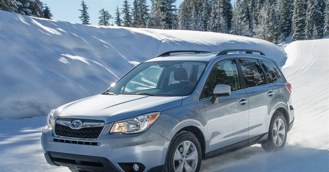 2016 Subaru Forester wins with price, capability, durability