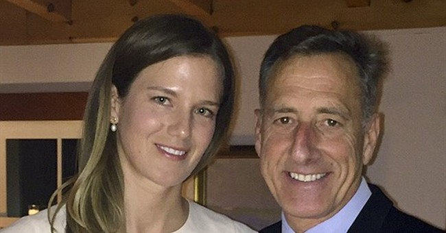 Vermont governor weds longtime partner in small ceremony