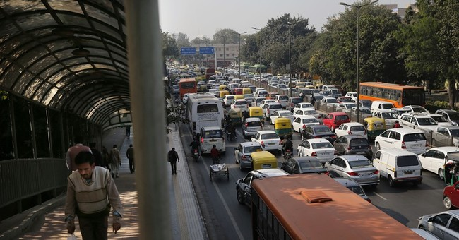 India issues rules on vehicles to curb pollution in capital