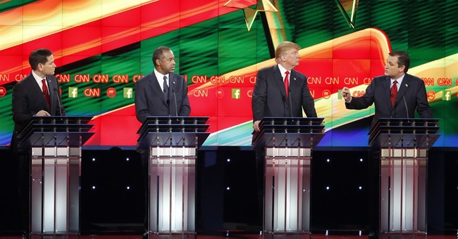 AP FACT CHECK: Sour notes on immigration, security in debate