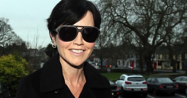 Cranberries singer O'Riordan admits assaulting Irish police