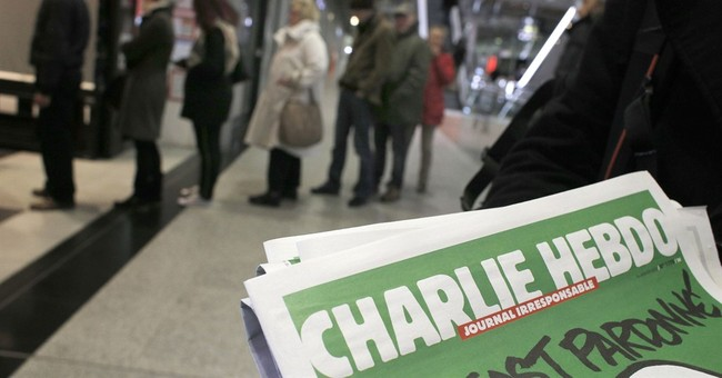 Charlie Hebdo giving all $4 million in donations to victims