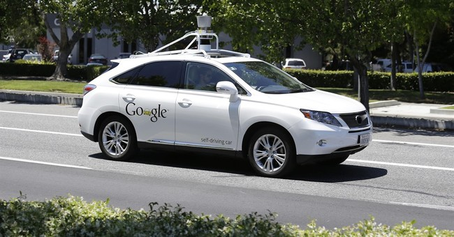 The Latest: Texas reminds Google self-driving cars welcome
