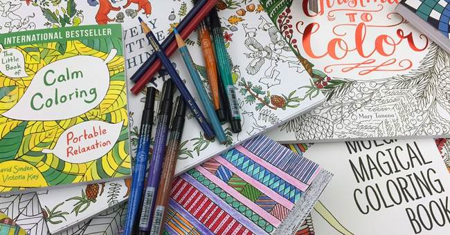 From coloring books to Harper Lee, a good year for paper
