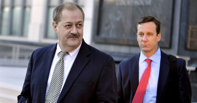 Prosecutors: ex-coal CEO may have to pay tens of millions