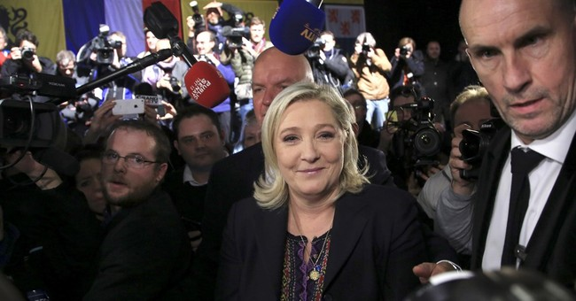 French minister puts police on far-right leader's IS tweets