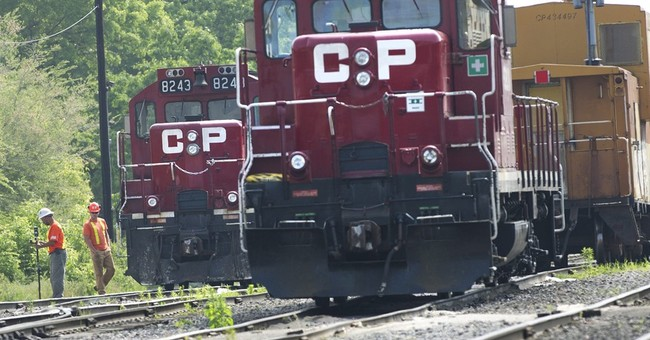 Canadian Pacific sweetens offer to buy Norfolk Southern