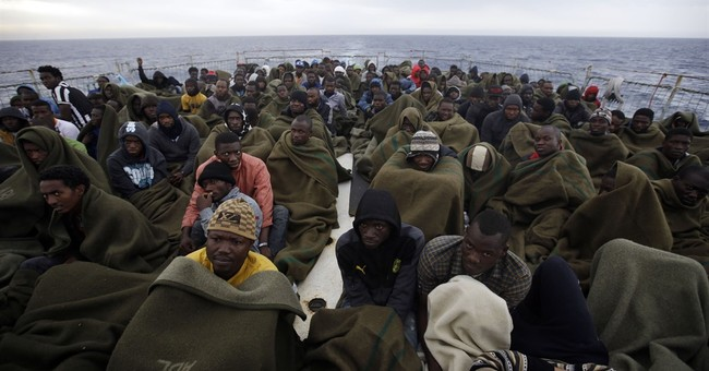 AP PHOTOS: Top pictures in 2015 from Europe and Africa