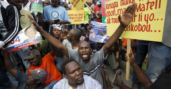 Haiti opposition rejects president's electoral commission