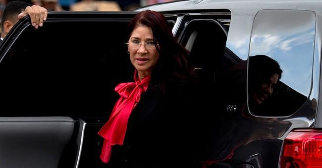 Venezuelan first lady's nephews plead not guilty in NYC