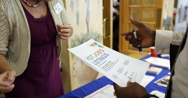 Fewer Americans filed for unemployment aid last week