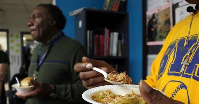 Homeless men get a taste of Milwaukee's best restaurants