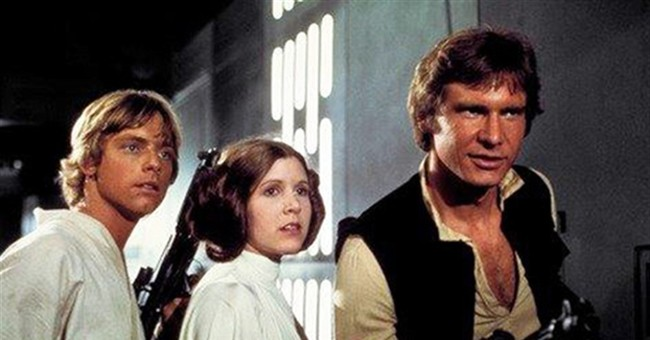 Funny robots, crazy hair: Pop culture appeal of 'Star Wars'