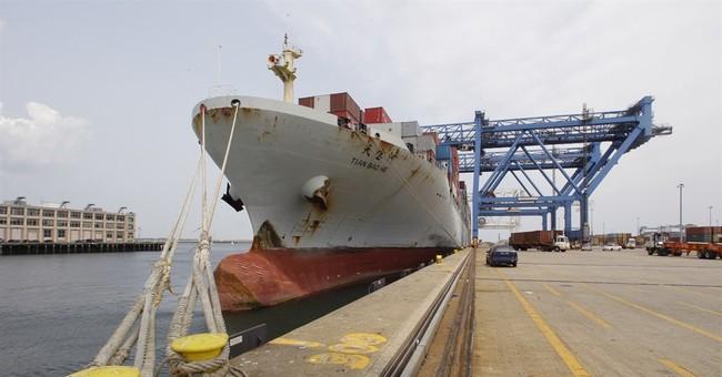 Falling US exports widen 3Q current account trade deficit