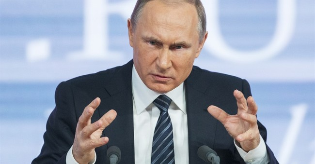 Putin praises Donald Trump as 'bright and talented'