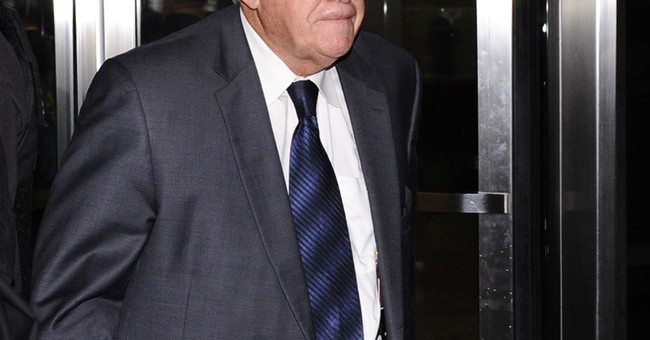 The Latest: Experts say stroke may delay Hastert sentencing