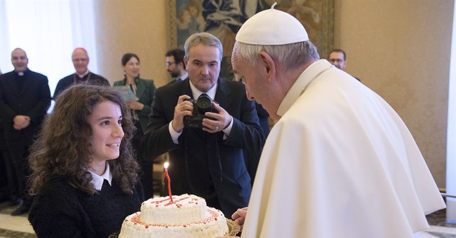 Pope enters 80th year popular as ever _ but with criticism