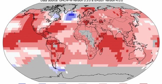 November was record-warm month for globe,  extending streak