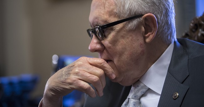AP Interview: Reid: Dems 'maybe' to blame on gun bill losses