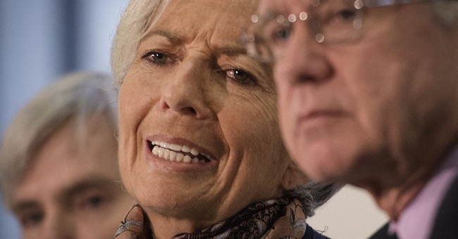 IMF chief Lagarde to appeal French trial decision
