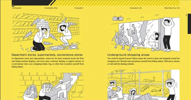 From diapers to cold feet, a Tokyo disaster survival guide