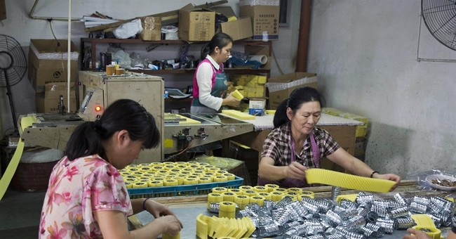 China's counterfeiters aided by Western firms' weak response