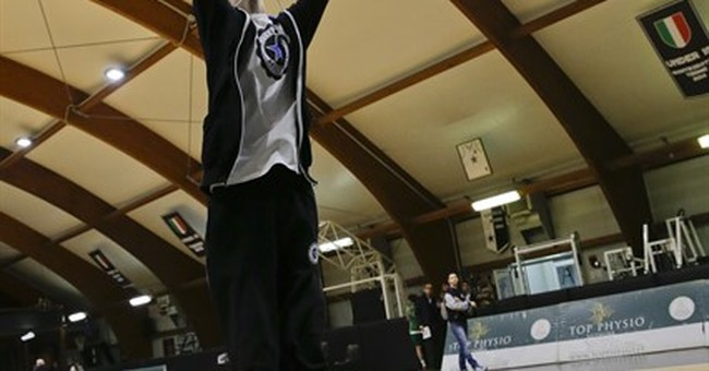 7-6, 184-pound Romanian teen focusing on health over hoops