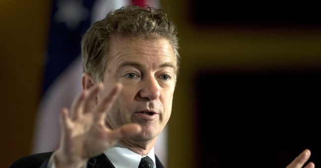 Paul hopes bill to audit Federal Reserve will boost campaign