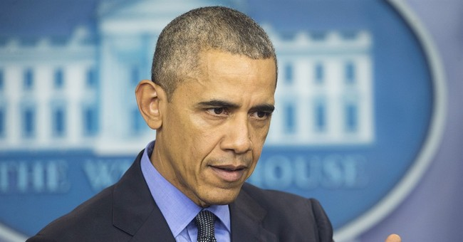 The Latest: Obama says Syrian peace needed to defeat IS