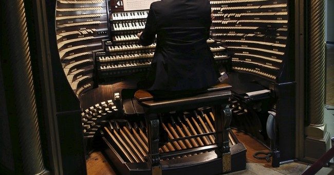 Those are some pipes: Immense organ's restoration underway