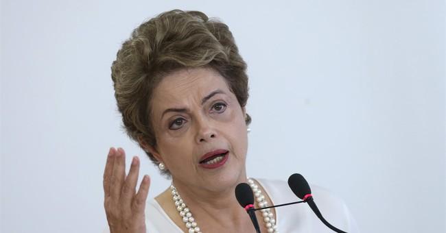 Brazil's Rousseff gets relief against impeachment