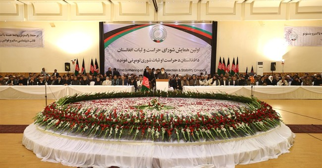 Afghanistan's old guard set up opposition party