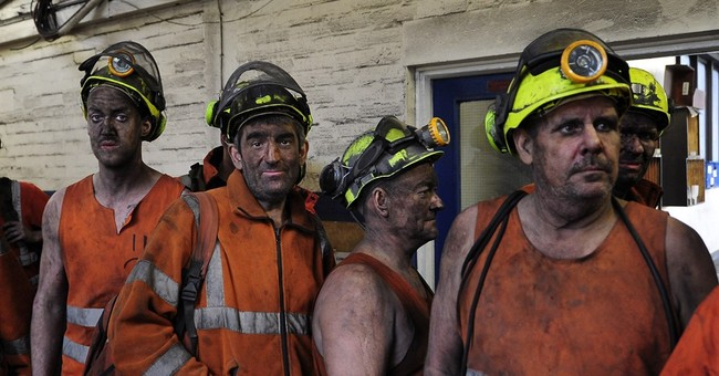 Pride vies with sadness as Britain's last coal pit closes