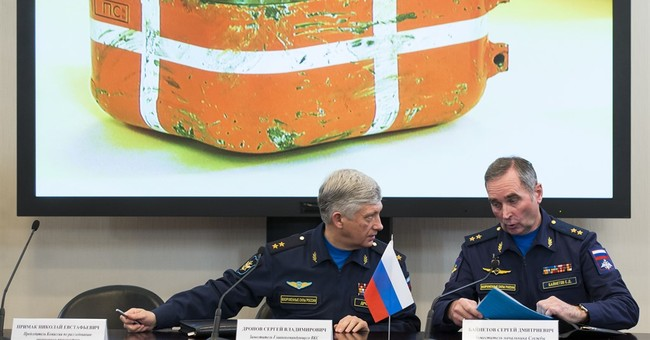 Foreign experts attend study of Russian jet's black box