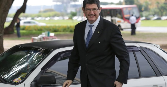 Brazil's finance minister replaced amid economic upheaval
