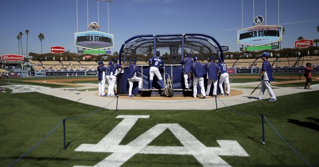 AP NewsBreak: Dodgers hit with over $43M in luxury tax