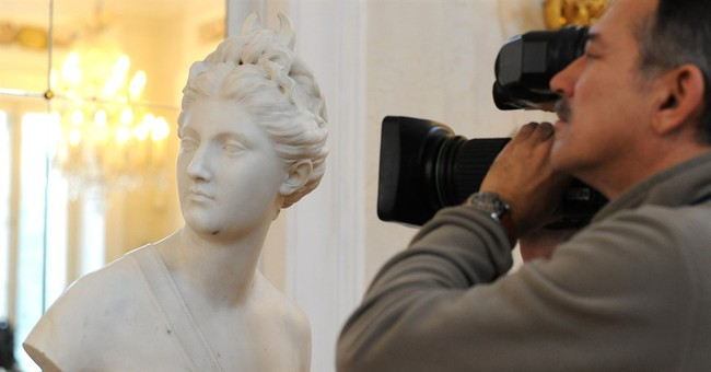18th-century marble bust looted by Nazis returns to Poland