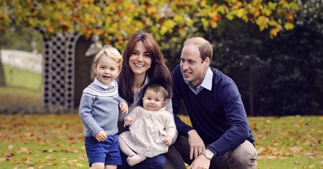 Time flies: UK's Prince George gets ready for nursery school
