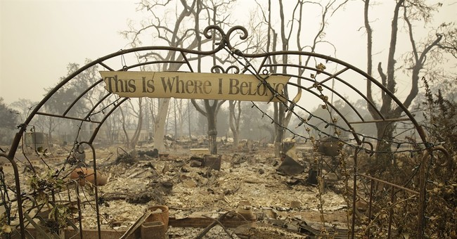 Cleanup from 2 California fires estimated at $243 million