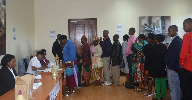Rwandans vote overwhelmingly to lift Kagame's term limits