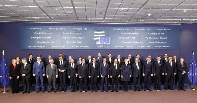 EU leaders vow 'uncompromising fight' against terrorism