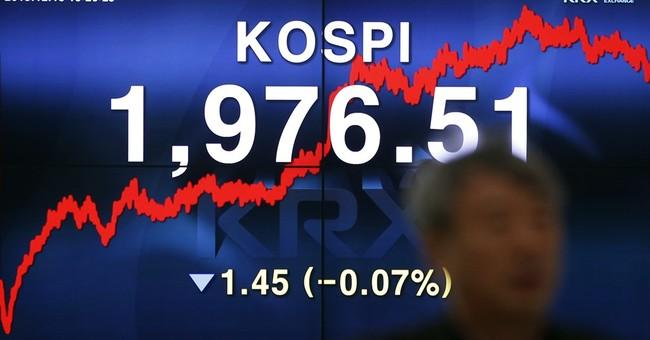 US stocks slide on global economic worries