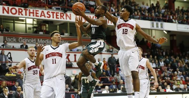 Michigan State, Kansas, Oklahoma stay 1-2-3 in AP Top 25