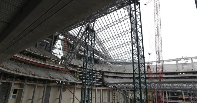 Vikings set to contribute more money toward new stadium