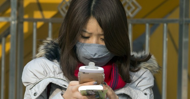 Beijing's 2nd smog red alert of the month goes into effect