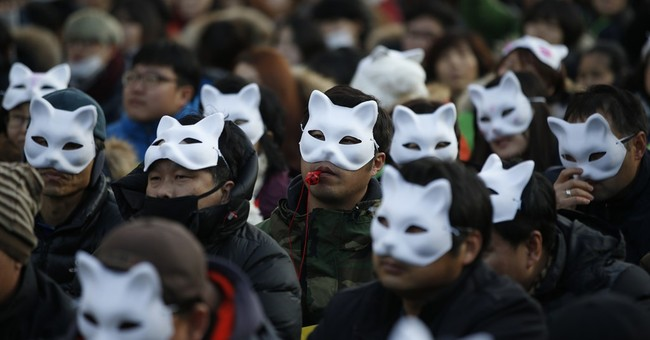 South Koreans hold new rally against conservative president