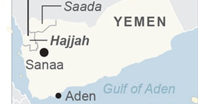 Fierce fighting in northern Yemen kills at least 75